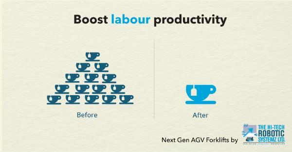 Boost Labour productivity