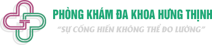 Logo Phòng khám đa khoa Hưng Thịnh