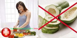 Mang thai trong 3 tháng đầu thai kỳ nên ăn gì và nên kiêng những gì?