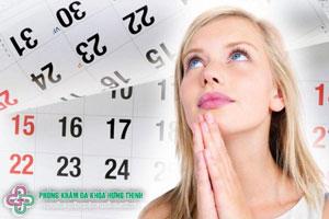 Chậm kinh bao nhiêu ngày thì có thai? Cách tính chính xác dành cho chị em