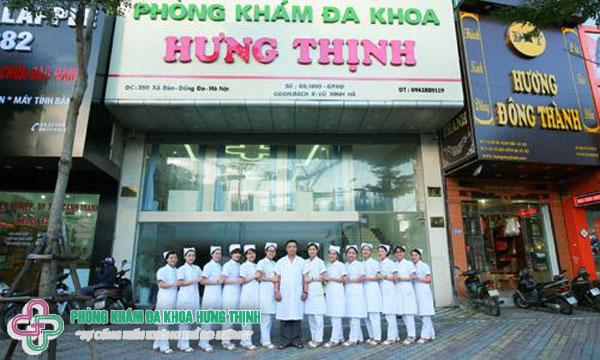 Nên khám viêm bao quy đầu ở đâu Hà Nội?