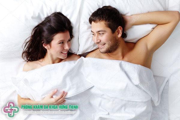 Lợi ích chung của việc không mặc đồ lót khi đi ngủ