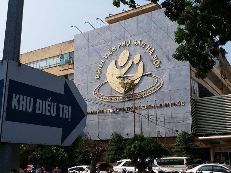 Địa chỉ phá thai an toàn Hà Nội