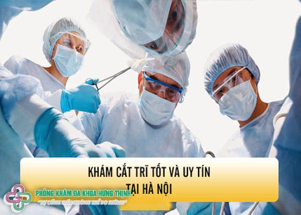 Cơ sở y tế thực hiện cắt trĩ uy tín