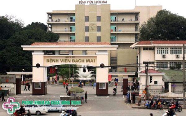 Bệnh viện đa khoa Bạch Mai Hà Nội