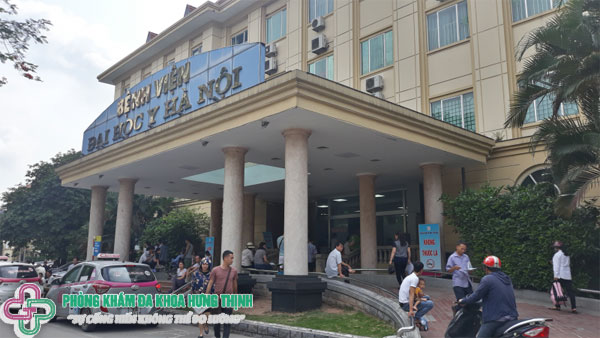 Viêm bao quy đầu khám ở đâu tai Bệnh viện Đại học Y Hà Nội