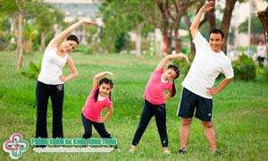 6 bài tập thể dục giảm cân, mỡ bụng tại nhà hiệu quả