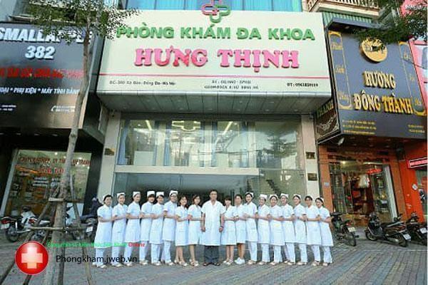 Khám và chữa bệnh viêm vùng chậu ở đâu tốt nhất Hà Nội