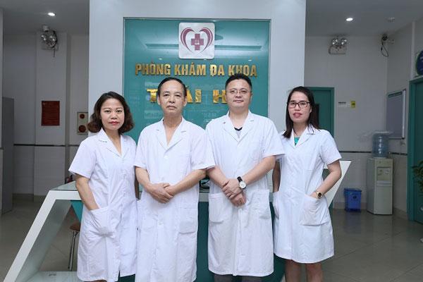 Phòng khám đa khoa Thái Hà địa chỉ cắt bao quy đầu tại Hà Nội