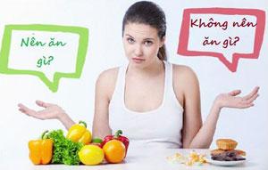 Mang thai 3 tháng đầu nên ăn gì? kiêng gì? chú ý những gì?