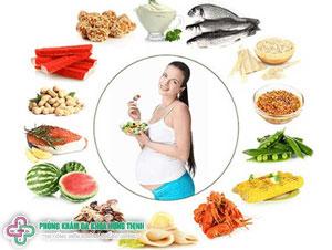 Mang thai 1-40 tuần nên ăn gì? Bao nhiêu lâu thì sinh