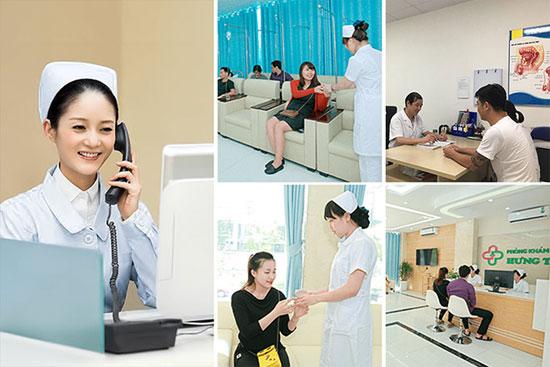 Phá thai 4 tuần tuổi an toàn hiệu quả tại Phòng khám đa khoa Hưng Thịnh