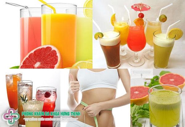 Trước khi ngủ uống gì để giảm cân?