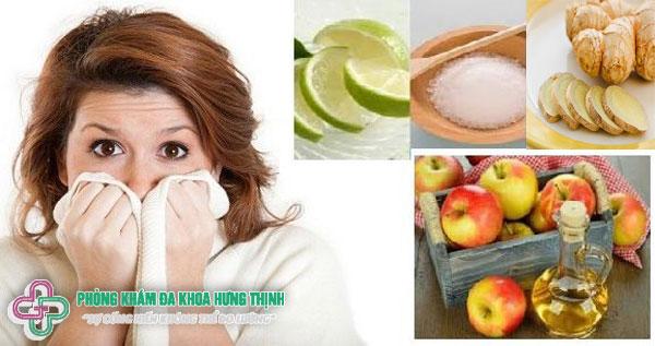 Hôi miệng và cách chữa từ những nguyên liệu tự nhiên