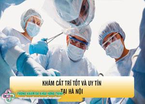 6 Bệnh viện phòng khám chữa bệnh trĩ ở đâu tốt nhất tại Hà Nội