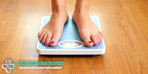 Giảm cân từ từ không nên quá vội vàng