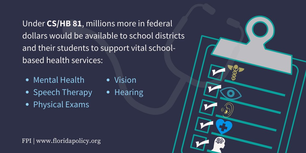 describes the services included in HB81 funding