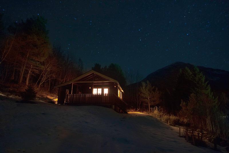 Valldal cabin