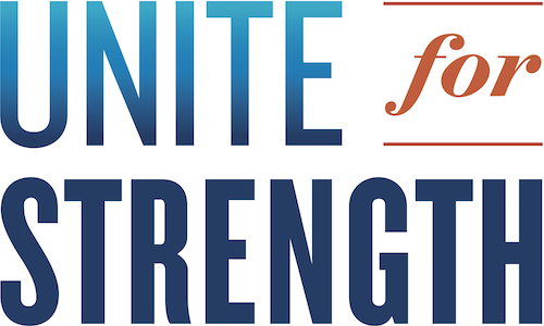 Unite for Strength Logo