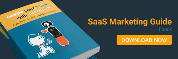 SaaS Markrting E-book
