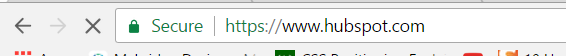 DV address bar