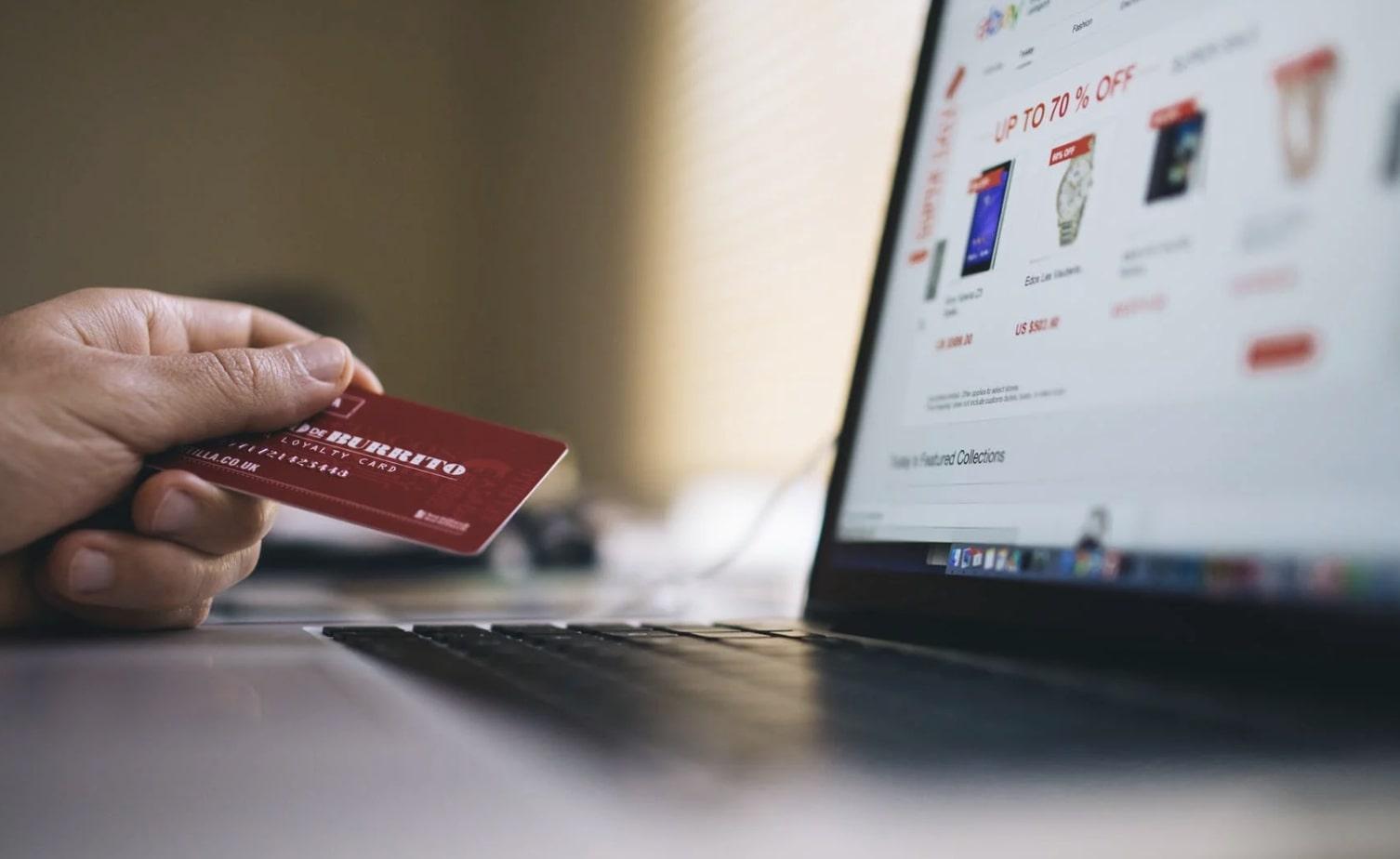 Webar in retail online