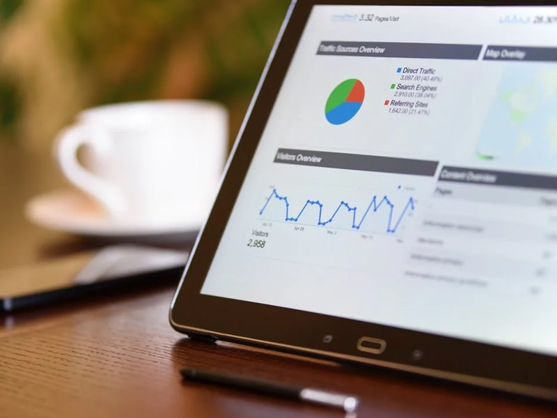 Web AR Case Study HPE Analytics
