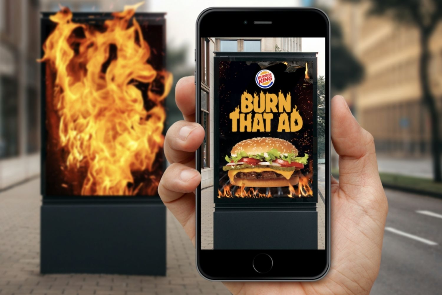 burger king augmented reality marketing