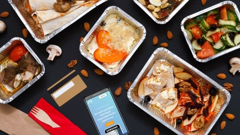 How AR Food Delivery is Changing the Food Industry