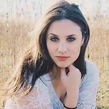 Nicolette Venia, client of Graceflow Healing Arts
