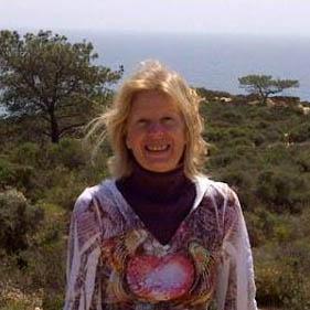 Milli Thornton, client of Graceflow Healing Arts