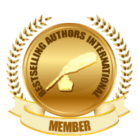 Best Selling Authors Internation Member--Gold Medal