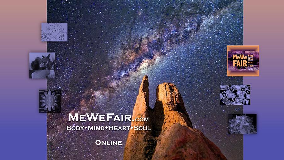 Metaphysical Empowerment & Wellness Fairs Online: www.JoinTheFair.com