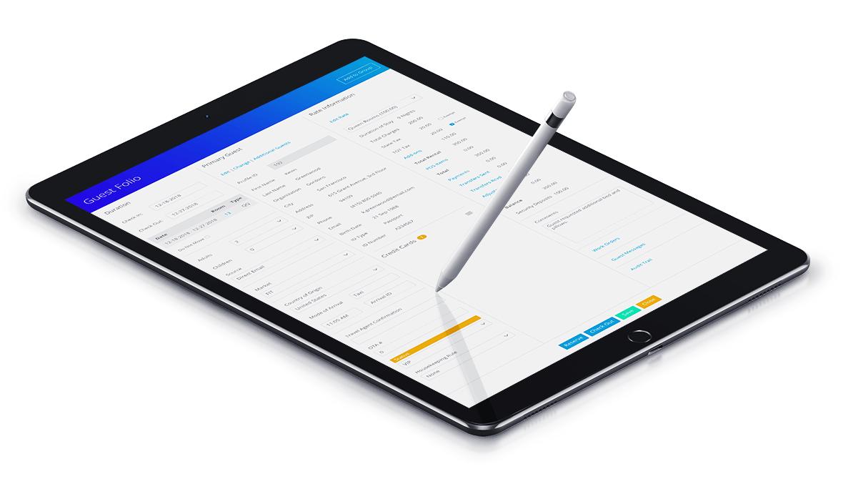Frontdesk Anywhere Revenue Management