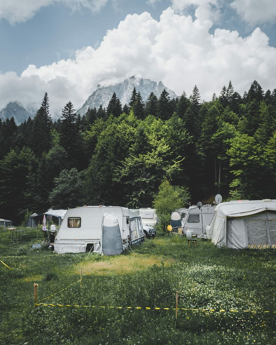 A complete end to end management system for RV parks and Campgrounds