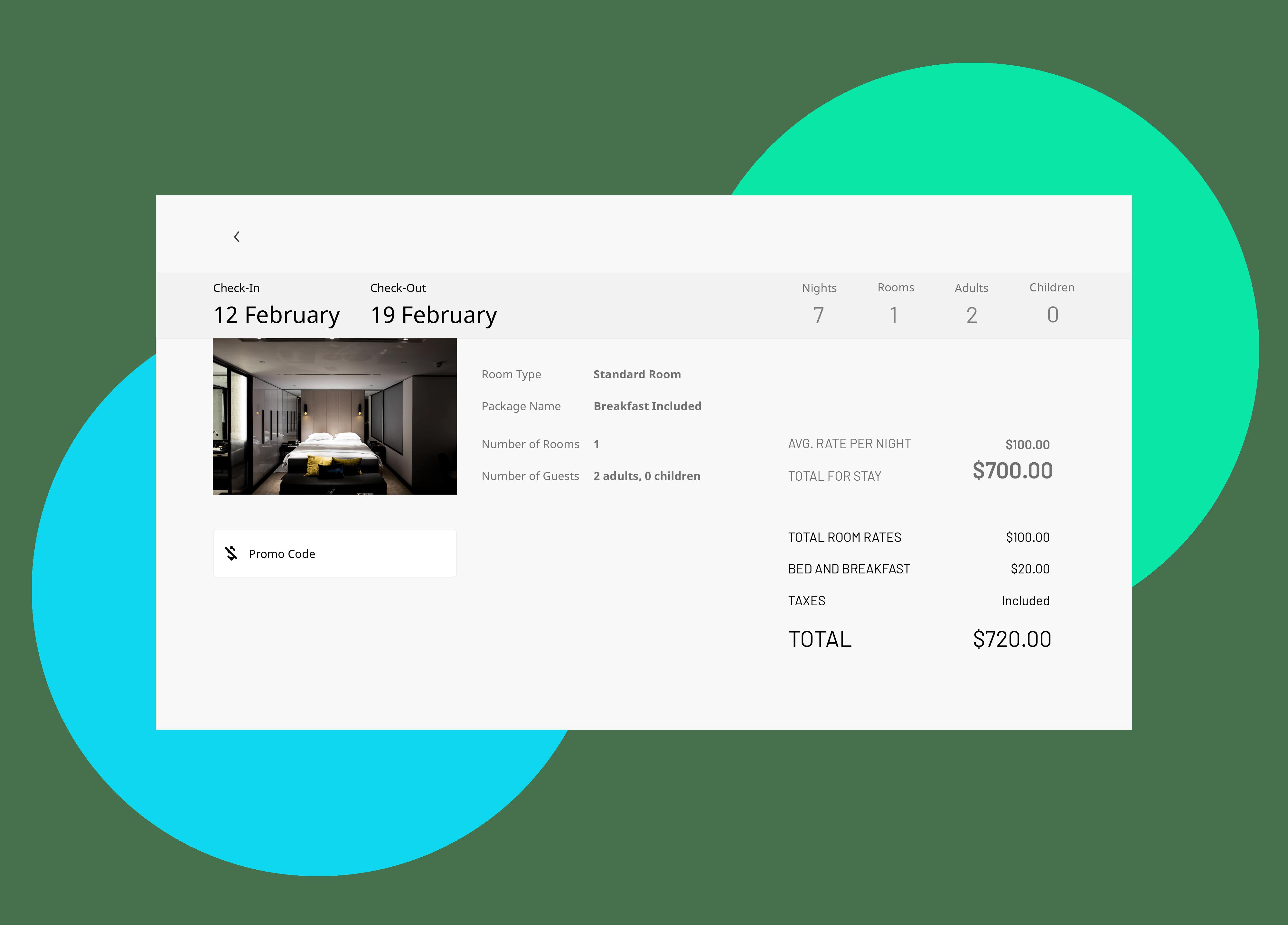 Housekeeping Dashboard