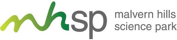 MalvernHills Science Park - Logo