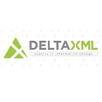 Delta XML - logo