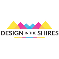 Design in the Shires - logo