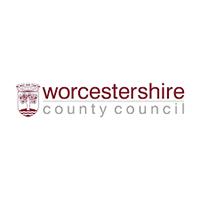 worcestershire council - logo