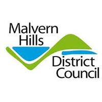 malvern hills council - logo
