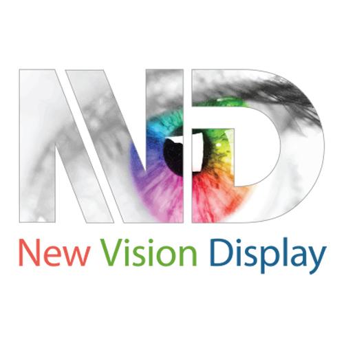 New Vision Display - logo