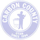 County symbol for Carbon County, Utah