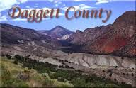 County symbol for Daggett County, Utah
