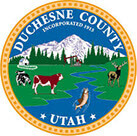 County symbol for Duchesne County, Utah