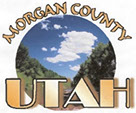 County symbol for Morgan County, Utah
