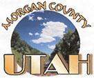 County symbol for Morgan County, Utah