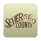 County symbol for Sevier County, Utah