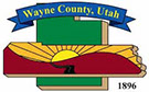 County symbol for Wayne County, Utah