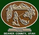 County symbol for Beaver County, Utah